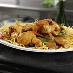 Seafood Pan-Fried Noodle