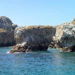 Island Rocks of Isla Marietas