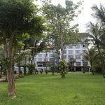 Bintang Flores Hotel - Flores Indonesia - The Travel Glow - grounds