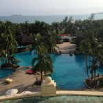 Resort View from room 429
