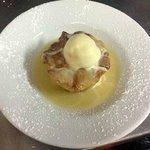 Antonia's White Chocolate Bread Pudding