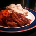 Persimmon Hill meatloaf