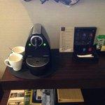 Nepresso Machine