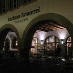 Restaurant Rathaus Brauerei Luzern