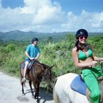 horse back riding =)