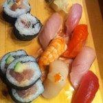 Sushi assortment - lovely