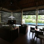 Kamuela Sanur - Bali, Indonesia - The Travel Glow - outdoor living room