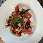 Meditarian salad