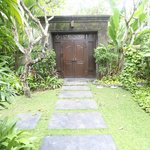 Kamuela Sanur - Bali, Indonesia - The Travel Glow - door to private villa