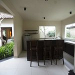Kamuela Sanur - Bali, Indonesia - The Travel Glow - outdoor kitchen