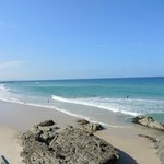 View from Currumbin Surf Life Saving Club by Twoprettybirds.com