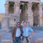 Me and Mahmoud