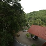 Laprima Hotel - Labuan Bajo, Flores, Indonesia - The Travel Glow - view from room