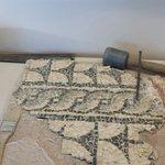 Comment les romains realisaient leurs mosaiques