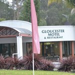 Gloucester Motel Front View