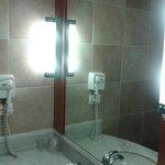 las lamparas ruidosas del baño