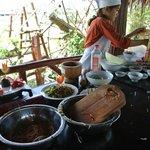 Ngan cooking