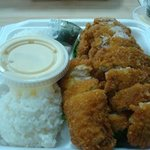 Ahi Katsu - Fresh Catch (quick service) Restaurant, Kaneohe, Hawaii