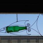 cerveza y pescado