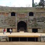 Anfiteatro.