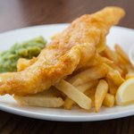 Fish & chips - a Friday special!