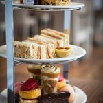 Afternoon teas now served