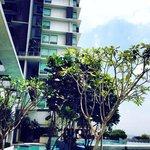 piscina 6 piano swiss garden Hotel