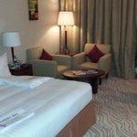 Room, Burj Executive