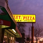 Out for the key to any pizza