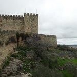 El castillo por fuera