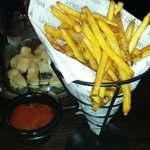 The best Homemade french fries