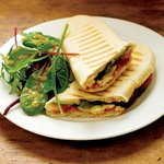 Panini Lunch at Plymouth Arts Centre Restaurant