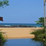 Beach View from Resort