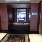 etage club intercontinental au 33 etages