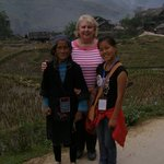 A walking tour in Sapa