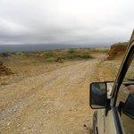 strada dal Natron al Serengeti