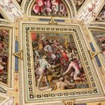 Beautiful, intricate murals