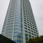 ザ・プリンス・パークタワー東京外観