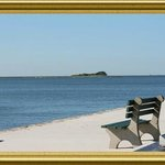 West Beach on Long Island Sound is just one and one half block walk.Free Beach Passes