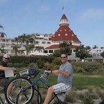 A biking tour to secret spots in Coronado