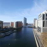 Princess Dock from room