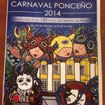 Poster for 2014 Carnival