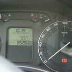 Temperature on August the 7th, at 2.100 m above sea level, 10:19 hours!!