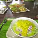 Excellent Cambodian food