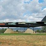 B-52 at North Gate of AFA