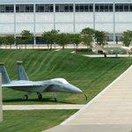 F-15 and F-4 at AFA