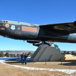 B-52D at AFA