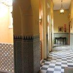 Hotel tiles