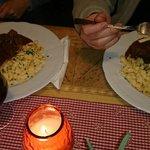 Beef Gulasch with Spätzle