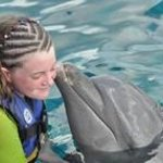 Dolphin kiss (all of these were purchased)